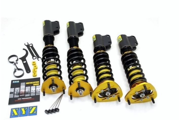 BMW E46 M3 (Modified Rr Integrated) (00 - UP) XYZ Racing Spec Suspension  Coilovers